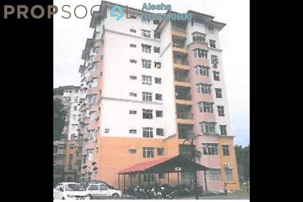 Apartment For Sale in Sri Palma Villa Condominium, Mantin Leasehold Unfurnished 0R/0B 90k