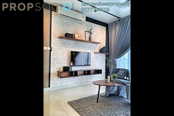 Apartment For Rent in Teega, Puteri Harbour Freehold Fully Furnished 4R/3B 3.48k