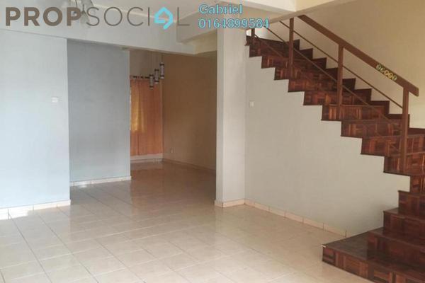 Terrace For Sale in Kemuning Greenville, Kota Kemuning Leasehold Unfurnished 3R/3B 500k