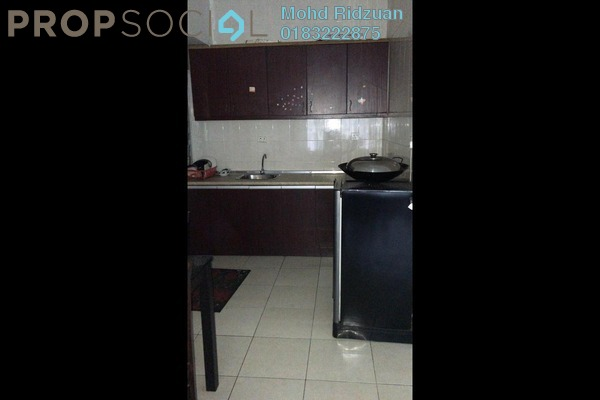 Serviced Residence For Rent in e-Tiara, Subang Jaya Freehold Fully Furnished 2R/2B 1.5k