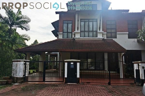 Terrace For Rent in Birai, Bukit Jelutong Freehold Semi Furnished 5R/5B 3k