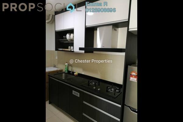 Condominium For Rent in Dream City, Seri Kembangan Freehold Fully Furnished 1R/1B 1.5k