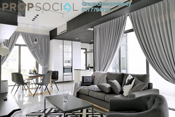 Terrace For Rent in Avira, Medini Freehold Fully Furnished 3R/3B 3k