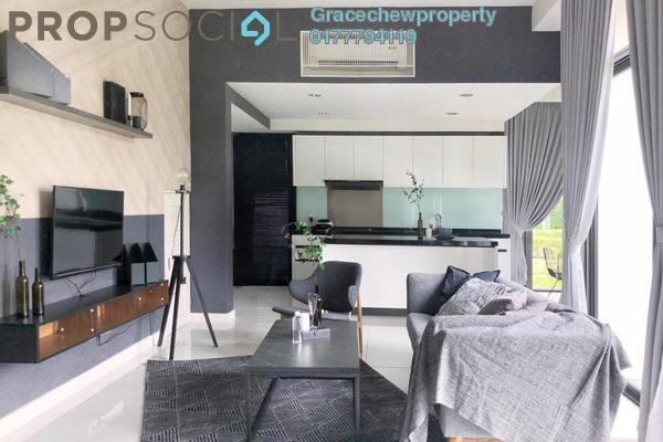 Terrace For Rent in Avira, Medini Freehold Fully Furnished 4R/4B 4k