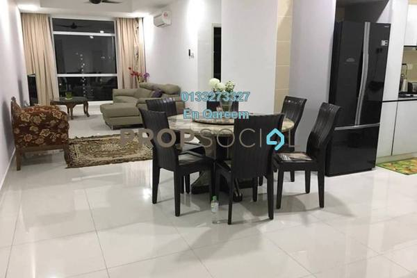 Condominium For Sale in The Court, Sungai Besi Freehold Semi Furnished 3R/2B 590k