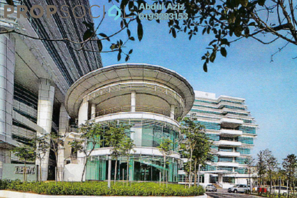 Office For Rent in Quill 18, Cyberjaya Freehold Unfurnished 0R/0B 33.2k