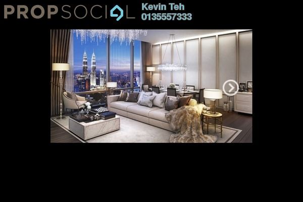 Condominium For Sale in Pavilion Suites, Bukit Bintang Freehold Fully Furnished 1R/1B 2.48m