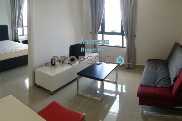 Condominium For Rent in Solstice @ Pan'gaea, Cyberjaya Freehold Fully Furnished 1R/1B 1.2k