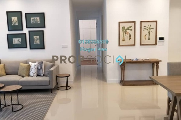 Condominium For Rent in Pavilion Hilltop, Mont Kiara Freehold Fully Furnished 4R/3B 8k