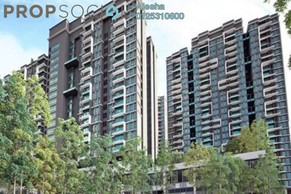 Condominium For Sale in Green Residence, Cheras South Freehold Unfurnished 0R/0B 630k