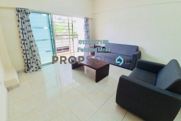 Condominium For Sale in Kelana Mahkota, Kelana Jaya Leasehold Semi Furnished 4R/2B 570k