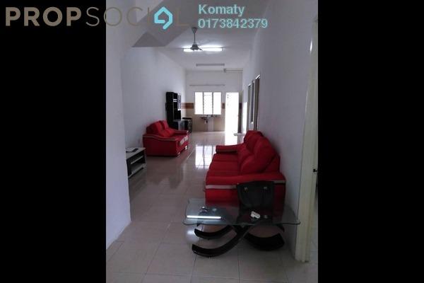 For Rent Townhouse at Taman Tasik Puchong, Puchong Freehold Semi Furnished 3R/2B 1.2k