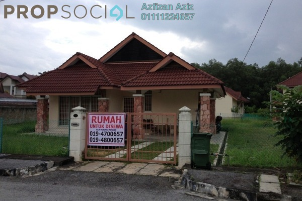 Bungalow For Rent in Villa Tanjung Permai, Batu Kawan Freehold Unfurnished 3R/2B 1.2k