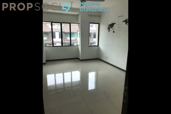 Terrace For Rent in Residence @ Southbay, Batu Maung Freehold Semi Furnished 6R/6B 2k