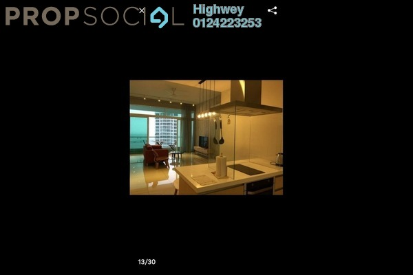 Condominium For Rent in Southbay Plaza @ Southbay City, Batu Maung Freehold Fully Furnished 2R/2B 1.6k