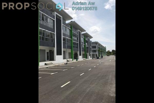Shop For Rent in Kubica Square, Kajang Freehold Semi Furnished 0R/0B 1.5k