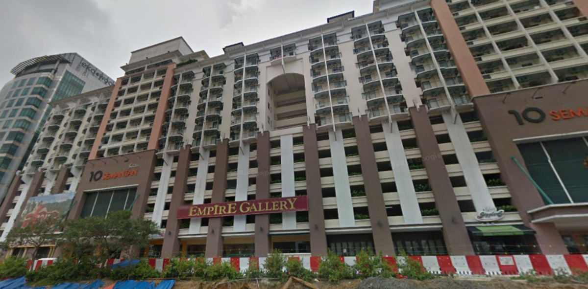 Condominium For Rent At 10 Semantan Damansara Heights By Adrian Aw Propsocial