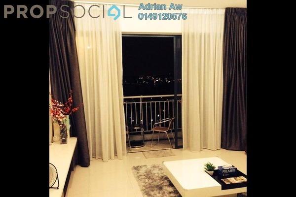 For Rent Condominium at Pertama Residency, Cheras Freehold Fully Furnished 1R/1B 1.7k