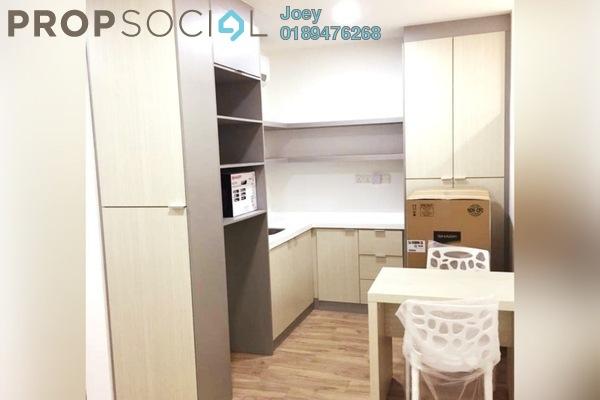 Condominium For Sale in Sky Park, Cyberjaya Freehold Fully Furnished 4R/1B 330k