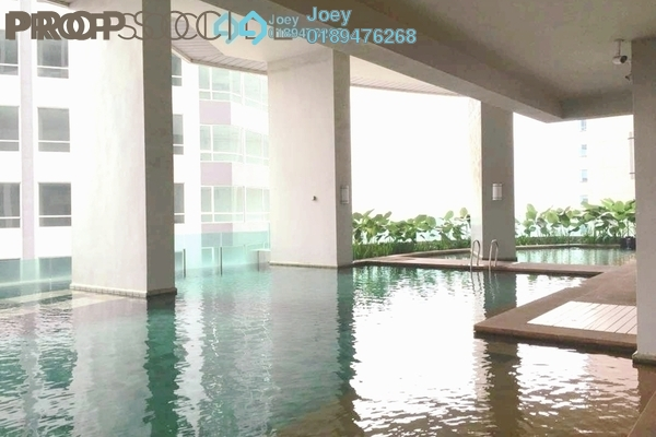 Condominium For Sale in Cendana, KLCC Freehold Fully Furnished 2R/4B 1.85m