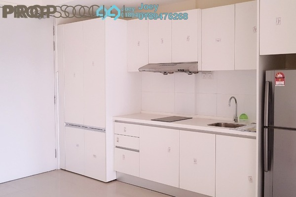 SoHo/Studio For Rent in Suria Jelutong, Bukit Jelutong Freehold Semi Furnished 0R/1B 1.2k