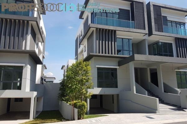 Semi-Detached For Rent in Taman Desa Petaling, Desa Petaling Freehold Unfurnished 4R/5B 4.5k