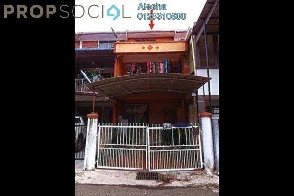 Terrace For Sale in Taman Semarak Jaya, Tawau Freehold Unfurnished 0R/0B 204k