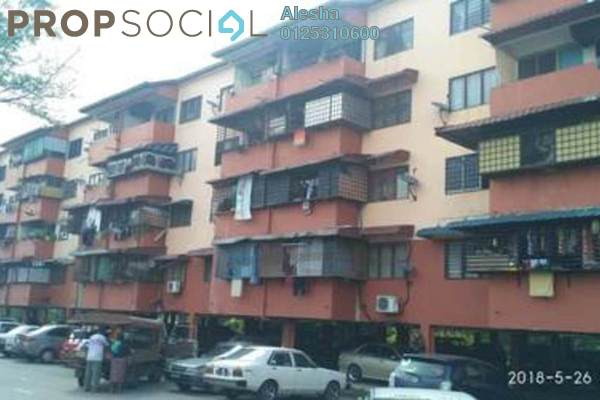 Apartment For Sale in Taman Desa Dengkil, Dengkil Leasehold Unfurnished 0R/0B 60k