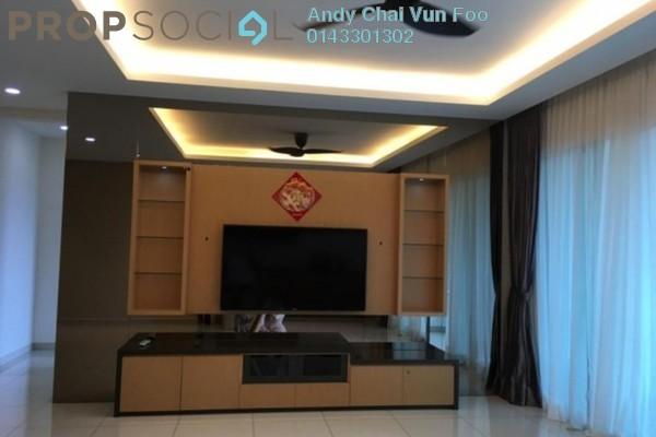 Condominium For Rent in Ara Hill, Ara Damansara Freehold Fully Furnished 3R/4B 5k