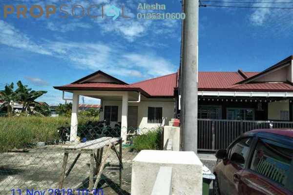 Terrace For Sale in Samariang Square, Petra Jaya Leasehold Unfurnished 0R/0B 233k