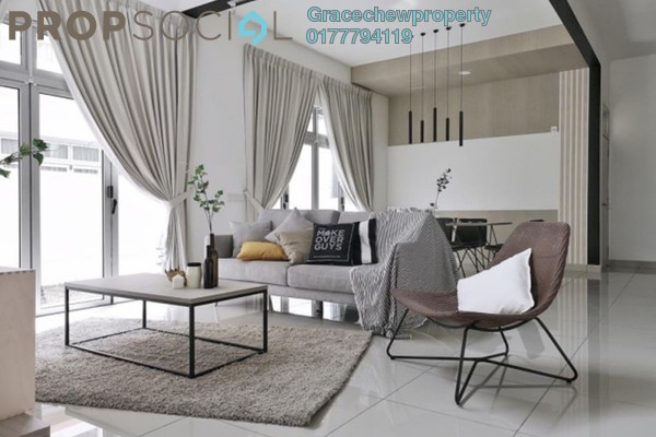 Semi-Detached For Rent in Nusa Duta, Iskandar Puteri (Nusajaya) Freehold Fully Furnished 5R/5B 3k