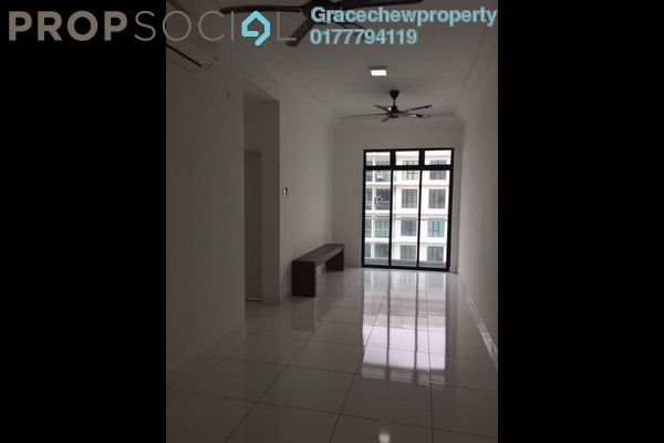 Serviced Residence For Rent in The Platino, Skudai Freehold Fully Furnished 1R/1B 1.28k