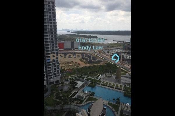 Apartment For Sale in Teega, Puteri Harbour Freehold Unfurnished 3R/3B 750k