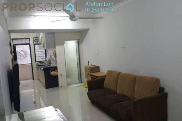 Apartment For Sale in Julita Apartment, Paya Terubong Freehold Semi Furnished 3R/2B 250k