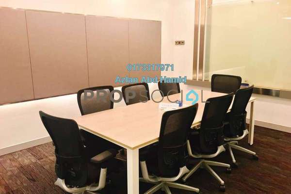 Office For Rent in Etiqa Twins, KLCC Freehold Fully Furnished 0R/0B 4.8k