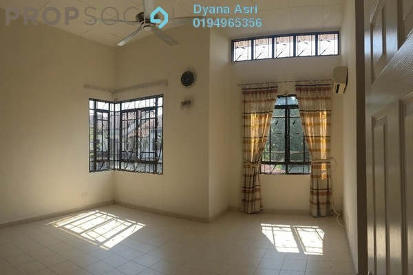 Terrace For Rent in Greenlane, Bukit Jelutong Freehold Semi Furnished 5R/4B 3k