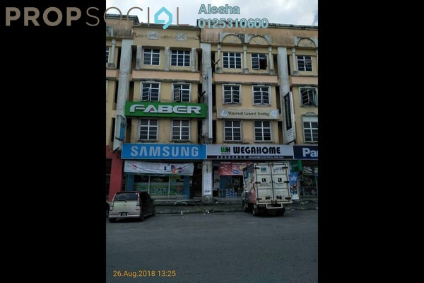 Apartment For Sale in Synergy Square, Petra Jaya Leasehold Unfurnished 0R/0B 141k