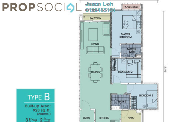 Project floor plan type b y82ww1s5ey9pae5w6bis small
