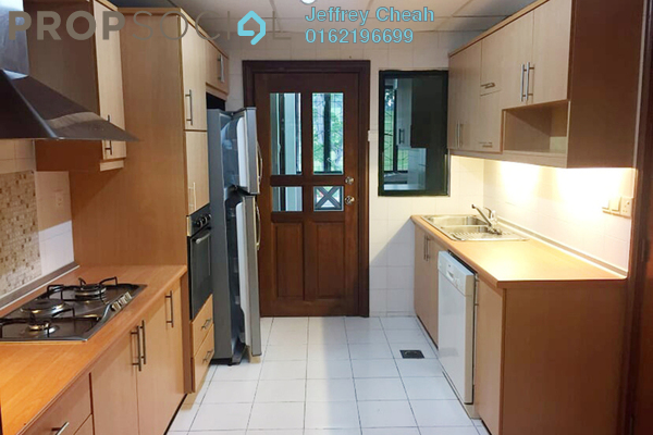 Condominium For Sale in Sri Kenny, Kenny Hills Freehold Semi Furnished 4R/3B 1.5m