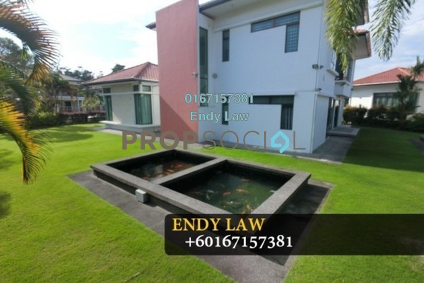 Bungalow For Sale in Taman Saujana Putra, Johor Freehold Fully Furnished 6R/6B 4.5m