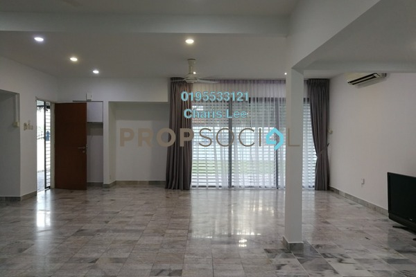 Semi-Detached For Rent in Bangsar Baru, Bangsar Freehold Semi Furnished 4R/4B 6.5k