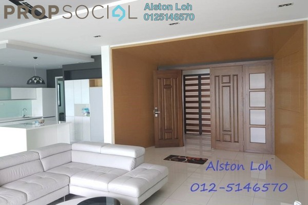 Condominium For Sale in The Light Point, The Light Freehold Semi Furnished 5R/7B 4.35m