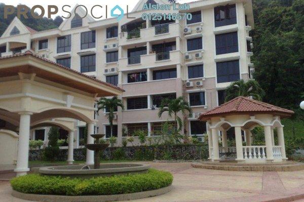 Condominium For Sale in Sunrise Garden, Sungai Ara Freehold Semi Furnished 3R/2B 470k