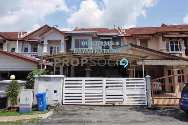 Terrace For Sale in BRP 6, Bukit Rahman Putra Freehold Semi Furnished 4R/3B 849k