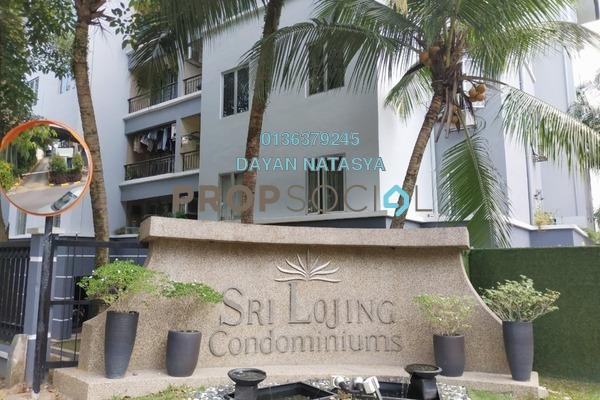 Condominium For Sale in Sri Lojing, Wangsa Maju Freehold Semi Furnished 4R/3B 850k