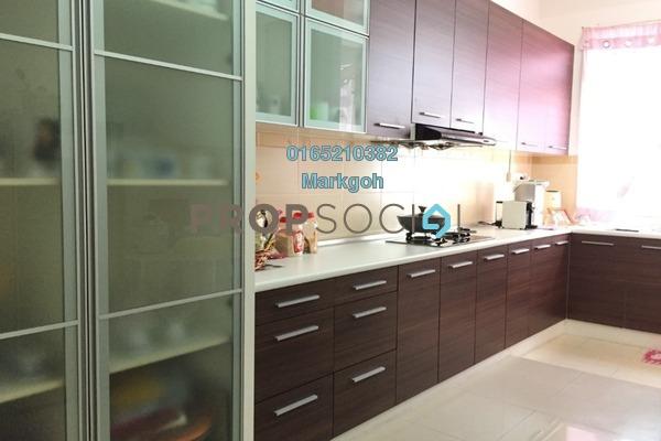 Terrace For Sale in Setia Pearl Island, Sungai Ara Freehold Fully Furnished 5R/4B 1.2m