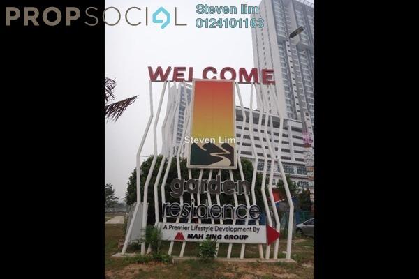 Semi-Detached For Rent in Clover @ Garden Residence, Cyberjaya Freehold Semi Furnished 5R/5B 3.5k