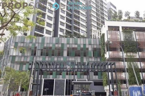 Apartment For Sale in Suria Residence, Bukit Jelutong Freehold Unfurnished 0R/0B 347k