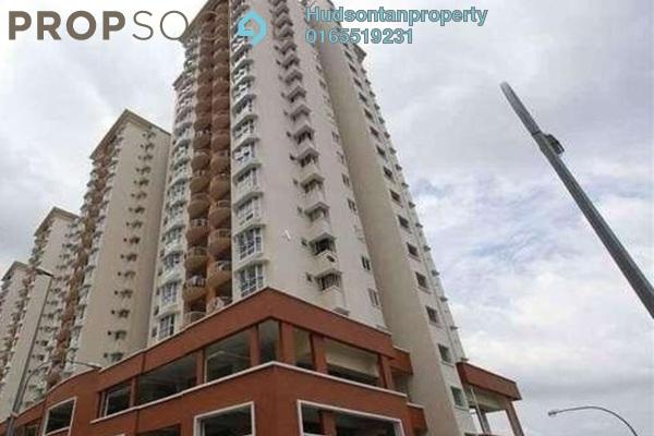 Condominium For Sale in Wangsa Metroview, Wangsa Maju Freehold Semi Furnished 3R/2B 420k