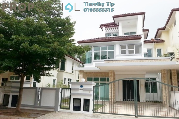Semi-Detached For Sale in Zen Park, Cheras Freehold Fully Furnished 6R/6B 1.7m